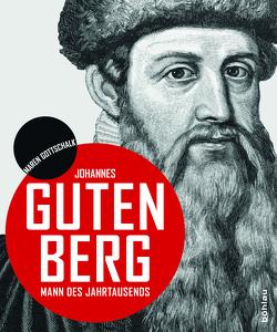 Johannes Gutenberg von Gottschalk,  Maren