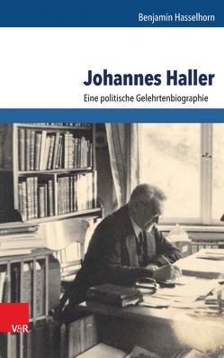 Johannes Haller von Hasselhorn,  Benjamin