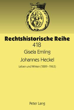 Johannes Heckel von Emling,  Gisela