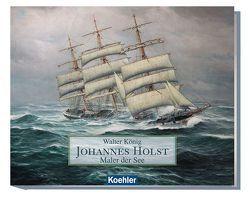 Johannes Holst von König,  Walter