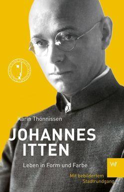 Johannes Itten von Thönnissen,  Karin