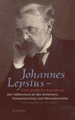 Johannes Lepsius – Eine deutsche Ausnahme von Hosfeld,  Rolf