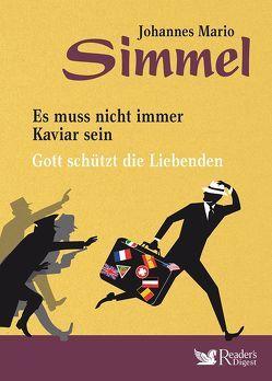 Johannes Mario Simmel von Simmel,  Johannes Mario