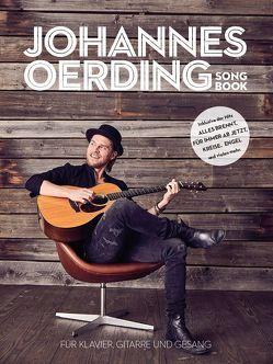 Johannes Oerding Songbook von Bosworth Music