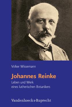 Johannes Reinke von Wissemann,  Volker