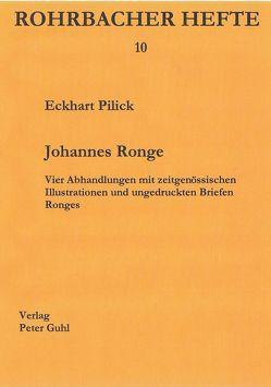 Johannes Ronge von Pilick,  Eckhart