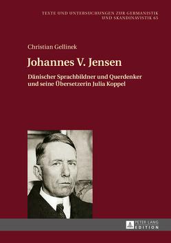 Johannes V. Jensen von Gellinek,  Christian
