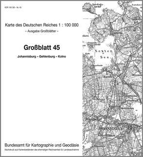 Johannisburg – Gehlenburg – Kolno