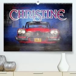 John Carpenter´s Christine (Premium, hochwertiger DIN A2 Wandkalender 2021, Kunstdruck in Hochglanz) von Bau,  Stefan