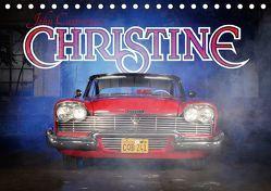 John Carpenter´s Christine (Tischkalender 2018 DIN A5 quer) von Bau,  Stefan