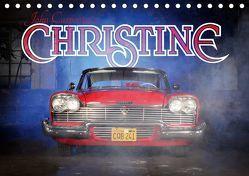 John Carpenter´s Christine (Tischkalender 2019 DIN A5 quer) von Bau,  Stefan
