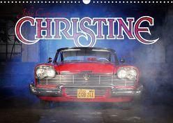 John Carpenter´s Christine (Wandkalender 2018 DIN A3 quer) von Bau,  Stefan