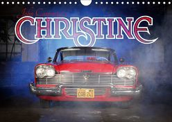 John Carpenter´s Christine (Wandkalender 2019 DIN A4 quer) von Bau,  Stefan