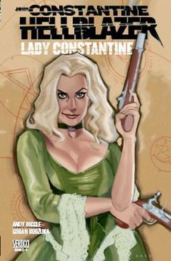John Constantine – Hellblazer von Carey,  Mike, Sudzuka,  Goran
