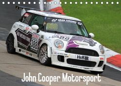 John Cooper Motorsport (Tischkalender 2019 DIN A5 quer) von Morper,  Thomas