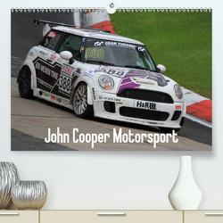 John Cooper Motorsport(Premium, hochwertiger DIN A2 Wandkalender 2020, Kunstdruck in Hochglanz) von Morper,  Thomas