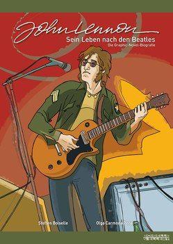 John Lennon von Boiselle,  Steffen, Peral,  Olga Carmona