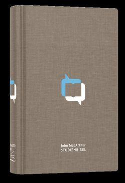 John MacArthur Studienbibel – Schlachter 2000 von Binder,  Lucian, Deppe,  Hans-Werner, Plohmann,  Martin