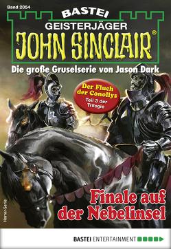 John Sinclair 2054 – Horror-Serie von Hill,  Ian Rolf