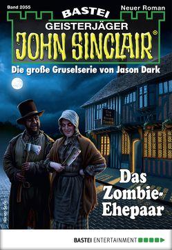 John Sinclair 2055 – Horror-Serie von Dark,  Jason