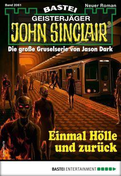 John Sinclair 2061 – Horror-Serie von Dark,  Jason