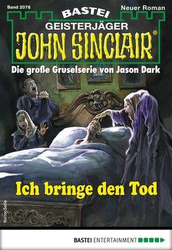 John Sinclair 2076 – Horror-Serie von Fröhlich,  Oliver