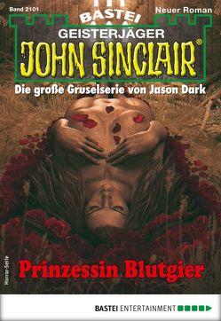 John Sinclair 2101 – Horror-Serie von Dark,  Jason