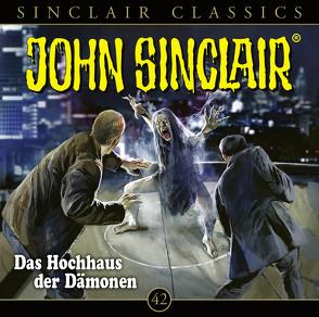 John Sinclair Classics – Folge 42 von Dark,  Jason, Wunder,  Dietmar