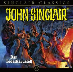John Sinclair Classics – Folge 45 von Dark,  Jason, Wunder,  Dietmar