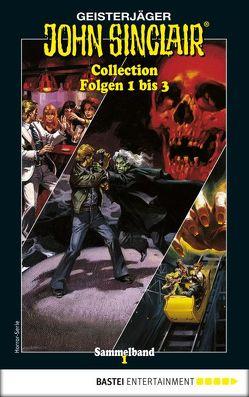 John Sinclair Collection 1 – Horror-Serie von Dark,  Jason