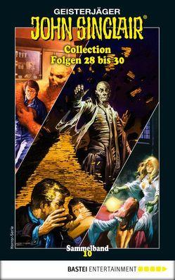 John Sinclair Collection 10 – Horror-Serie von Dark,  Jason