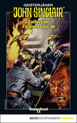 John Sinclair Collection 12 – Horror-Serie von Dark,  Jason