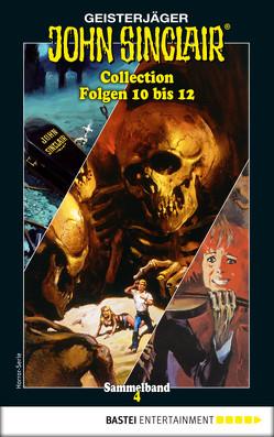 John Sinclair Collection 4 – Horror-Serie von Dark,  Jason
