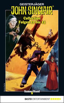 John Sinclair Collection 8 – Horror-Serie von Dark,  Jason