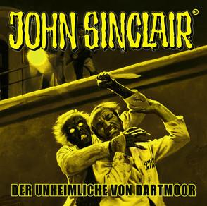 John Sinclair – Der Unheimliche von Dartmoor von Dark,  Jason, Lange,  Alexandra, Wunder,  Dietmar