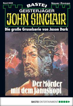 John Sinclair – Folge 0005 von Dark,  Jason