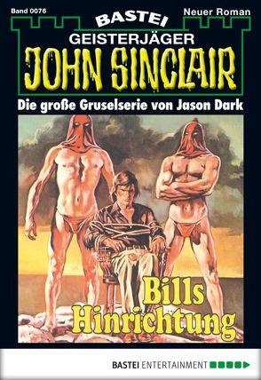 John Sinclair – Folge 0076 von Dark,  Jason