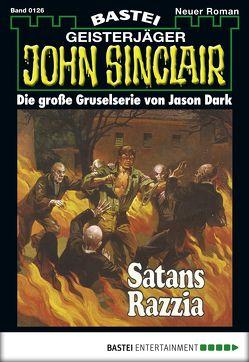 John Sinclair – Folge 0126 von Dark,  Jason