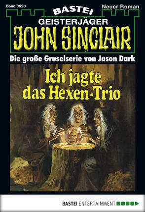 John Sinclair – Folge 0520 von Dark,  Jason