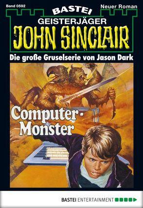 John Sinclair – Folge 0592 von Dark,  Jason