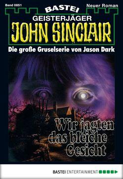 John Sinclair – Folge 0851 von Dark,  Jason