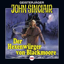 John Sinclair – Folge 101 von Dark,  Jason, Hecker,  Ben, Lange,  Alexandra, Mackensy,  Lutz, May,  Martin, Wunder,  Dietmar