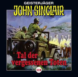 John Sinclair – Folge 112 von Dark,  Jason, Franzke,  Bert, Grobe,  Tim, Lange,  Alexandra, Wunder,  Dietmar