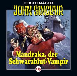 John Sinclair – Folge 113 von Bonasewicz,  Susanna, Dark,  Jason, Lange,  Alexandra, May,  Martin, Rumpf,  Bernd, Wunder,  Dietmar