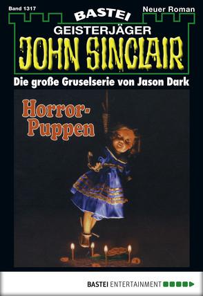 John Sinclair – Folge 1317 von Dark,  Jason
