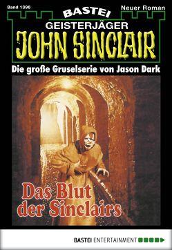 John Sinclair – Folge 1396 von Dark,  Jason