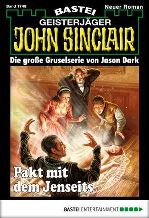 John Sinclair – Folge 1748 von Dark,  Jason