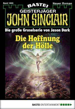 John Sinclair – Folge 1800 von Dark,  Jason
