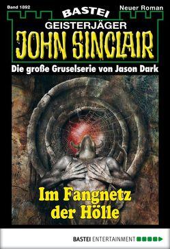 John Sinclair – Folge 1892 von Dark,  Jason