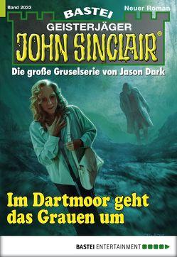 John Sinclair – Folge 2033 von Stahl,  Timothy